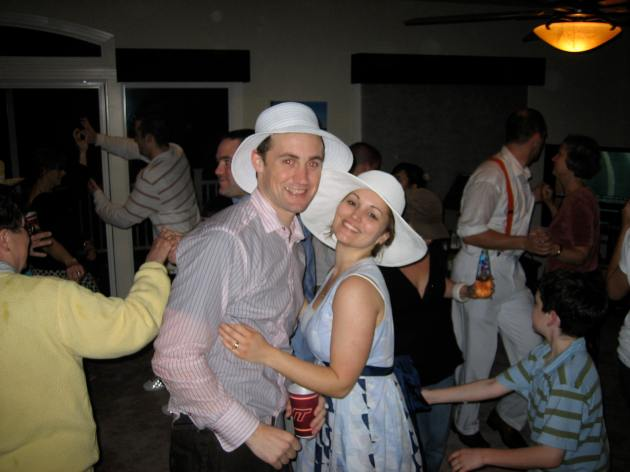 derby party 2007